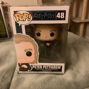 Harry Potter Peter Pettigrew funko pop